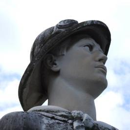 Statua del Legionario_Franco Bargiggia H