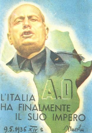 Mussolini_L'Italia ha finalmente il suo Impero