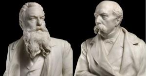 Antonio di Rudinì (sx) e Francesco Crispi (dx) i due poli della politica coloniale italiana