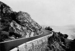 07-Rodi. La strada della Cornice nei pressi di Trianda