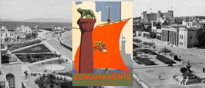 Romanamente 14 – Come l'Italia fascista creò la nuova città di Rodi