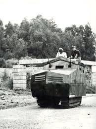 Carro armato Gondar-3